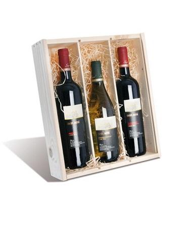 Geschenkset Wijnen